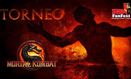 Lista de Kombates – Torneo Mortal Kombat del Fan Fest 3GB