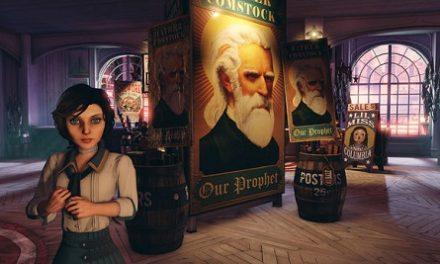 VGA 2012: Este es sin duda el gameplay mas estruendoso que hemos visto de BioShock Infinite