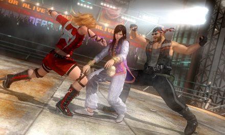 Dead or Alive 5+ llegará a tu PlayStation Vita en marzo