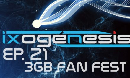 HiTOKEN: Ixogénesis – Episodio 21 ¡En el Fan Fest 3GB!
