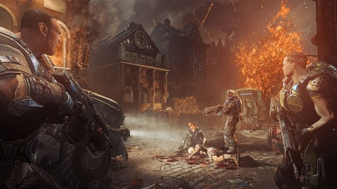 Este trailer de Gears of War: Judgement explica algunas cosas