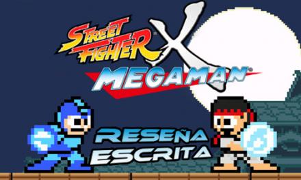 Reseña Escrita: Street Fighter X Megaman