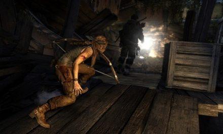 Y así es, el nuevo Tomb Raider tiene multiplayer