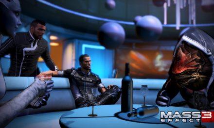 Citadel, el ultimo paquete de DLC para Mass Effect 3 estará disponible la semana que viene