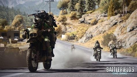 Abran paso al último DLC de Battlefield 3, End Game