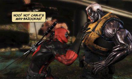 Bienvenido a la locura con este trailer del juego de Deadpool