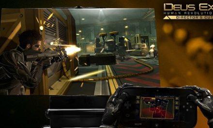 Deus Ex: Human Revolution Director's Cut confirmado para el Wii U