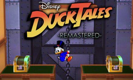 Capcom traerá de vuelta el juego de DuckTales