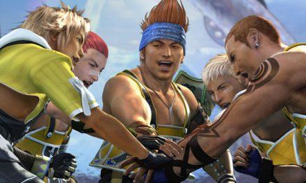 Y así es como Final Fantasy X y X-2 se ven en alta definición