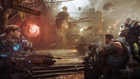 Gears of War: Judgement también narrará un poco de la historia de GoW 3