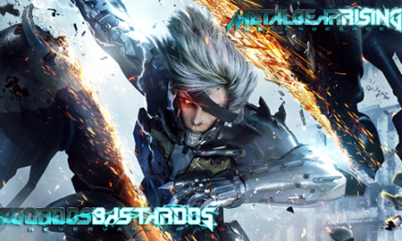 Reseña Metal Gear Rising: Revengeance