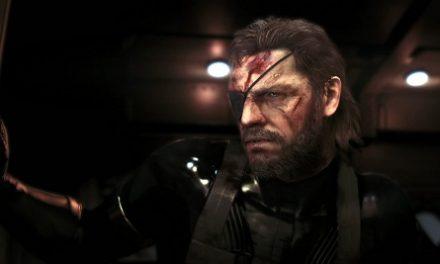 Hideo Kojima anuncia oficialmente Metal Gear Solid V: The Phantom Pain