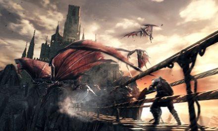 Primer demo con gameplay de Dark Souls II