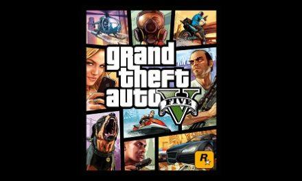 Aquí tienen la portada oficial de Grand Theft Auto V
