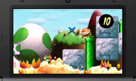 Un nuevo juego de Yoshi's Island viene en camino al 3DS