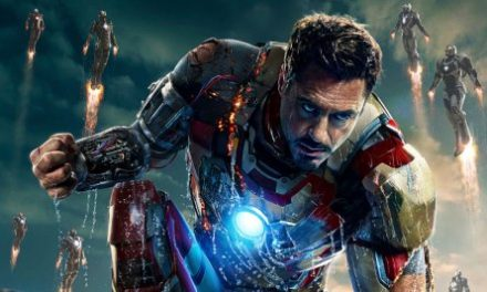 Cine 11: Iron Man 3
