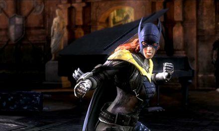 Vean como Batgirl se desmadra al Joker en Injustice: Gods Among Us