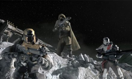 Un nuevo trailer live action/CGI de Destiny