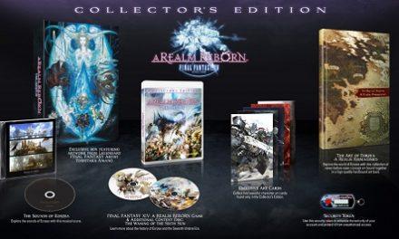 Final Fantasy XIV: A Realm Reborn tendrá una edición de coleccionistas