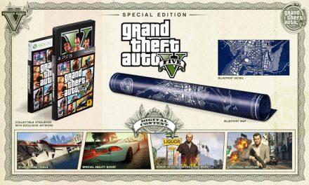 Rockstar Games te ofrece la posibilidad de gastar tu dinero en un par de ediciones especiales de Grand Theft Auto V