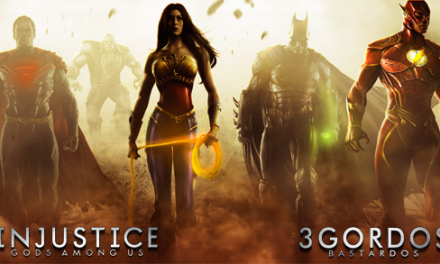 Reseña Injustice: Gods Among Us