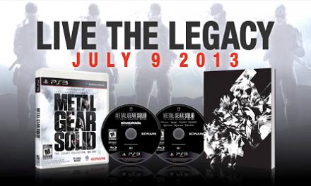 Primer trailer de la Metal Gear Solid: The Legacy Collection