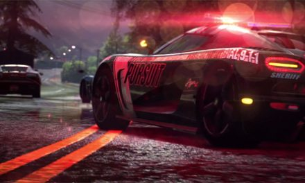 Need for Speed Rivals se ve muy intenso
