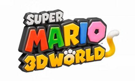 Super Mario 3D World llegará al Wii U en Diciembre