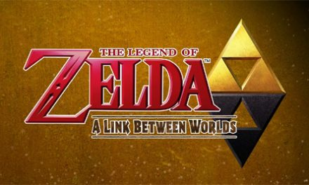 Vean un poco de The Legend of Zelda: A Link Between Worlds