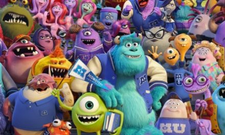Cine 20: Monsters University
