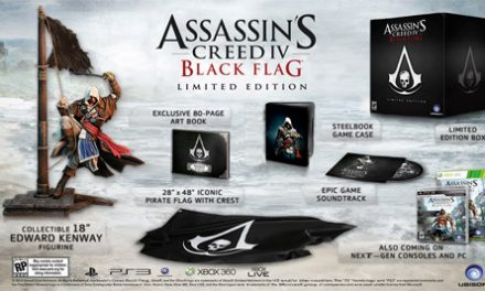 La Edición Limitada de Assassin's Creed IV: Black Flag llegará a México