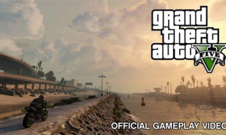 Señoras y señores, Rockstar Games les presenta Grand Theft Auto V