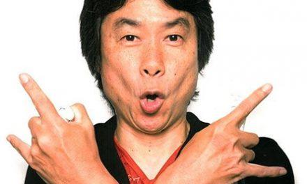 Miyamoto está trabajando en una nueva IP de Nintendo