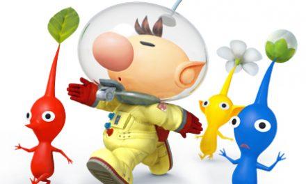 El Capi Olimar regresa a la refriega en el nuevo Super Smash Bros.