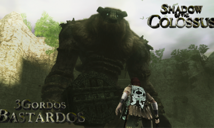 Reseña Shadow of the Colossus
