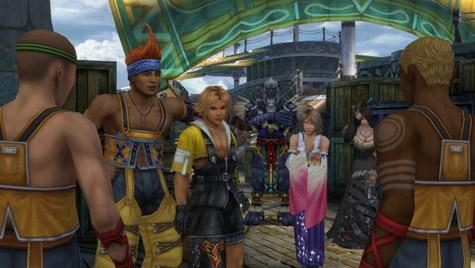 Final Fantasy X X-2 HD Remaster tendrá un audio drama de 20 minutos