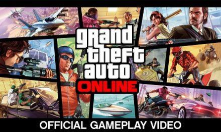 Rockstar Games presenta Grand Theft Auto Online