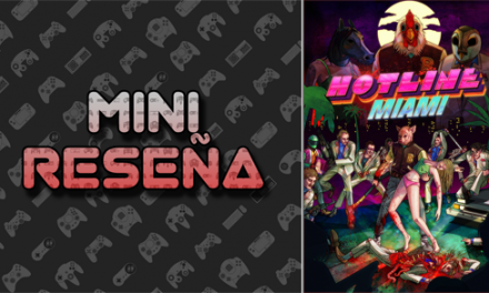 Mini-Reseña: Hotline Miami