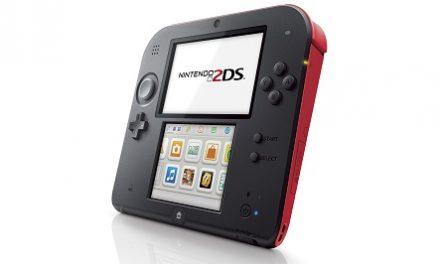 Presentando el Nintendo 2DS