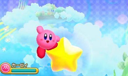 Nuevo juego de Kirby para el 3DS