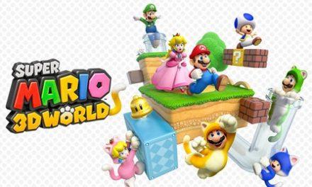 La vida después del podcast: Episodio 115, Super Mario 3D World