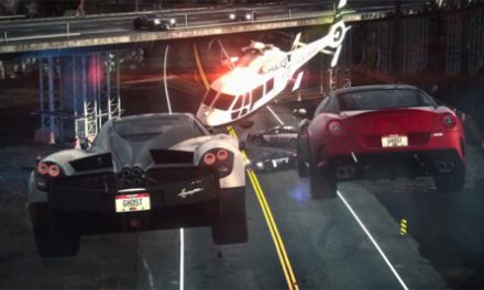 El trailer más dramático de Need for Speed de la historia