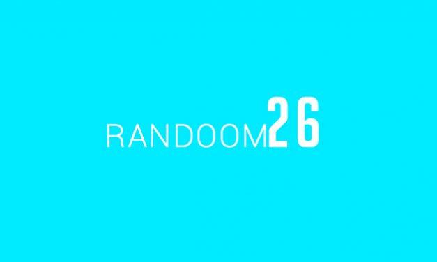 Trio de Punch: RANDOOM 26