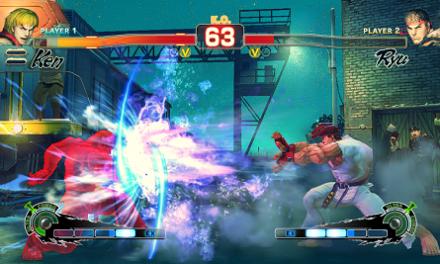 Ultra Street Fighter IV agrega un par de mecánicas nuevas que seguro causarán controversia