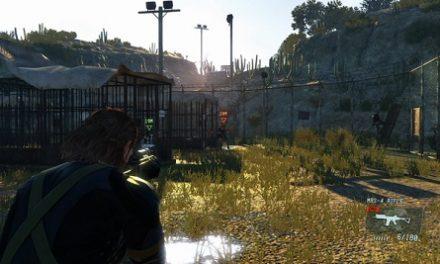 Metal Gear Solid V: Ground Zeroes estará disponible en la primavera del 2014