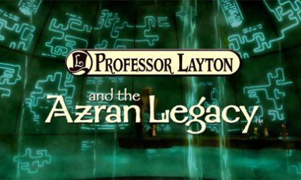 Professor Layton and the Azran Legacy ya tiene fecha de salida en América
