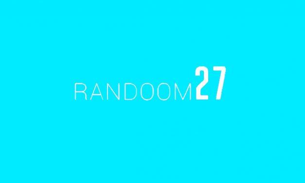 Trio de Punch: RANDOOM 27