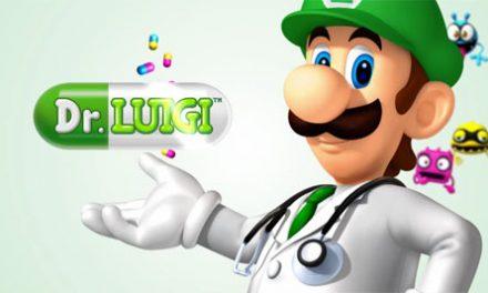 Nintendo anuncia Dr. Luigi