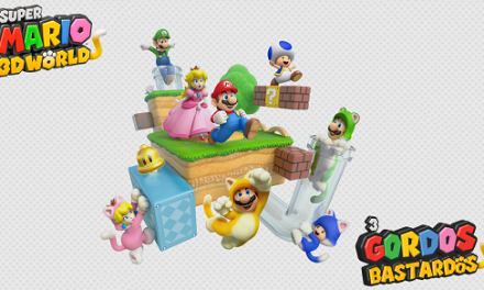 Reseña Super Mario 3D World