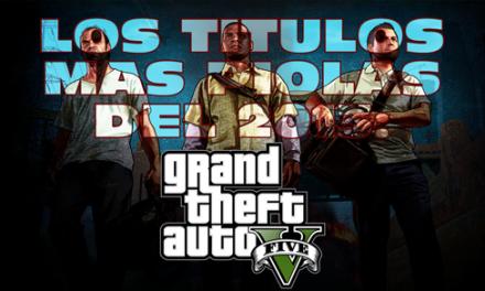 Los títulos más piolas del 2013 – Grand Theft Auto V